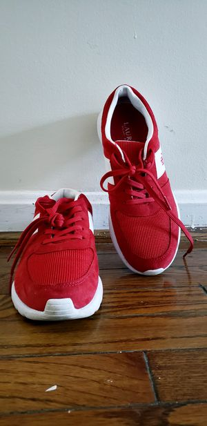 Womens size 8 Ralph Lauren sneakers for Sale in Bethesda, MD