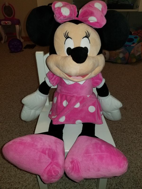 Disney S Minnie Mouse Large Stuffed Animal For Sale In Mount