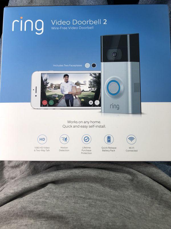 Camera doorbell and touchscreen deadbolt for Sale in Colorado ...