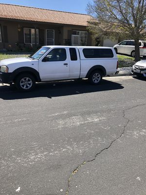 Photo 2002 Nissan Frontier clean title tags until December 2020 4 cylinder automatic my daily drive to Murrieta high miles but still strong for sale $ 23