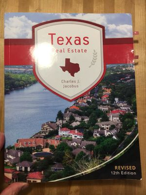 UTD textbook: Texas Real Estate for Sale in Dallas, TX