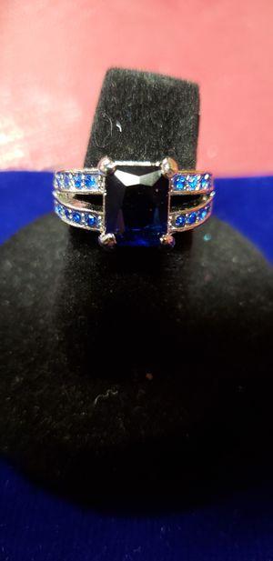 Sapphire ring for Sale in Farmville, VA