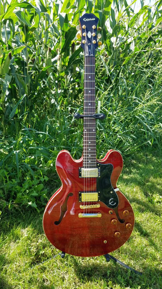 epiphone dot for sale