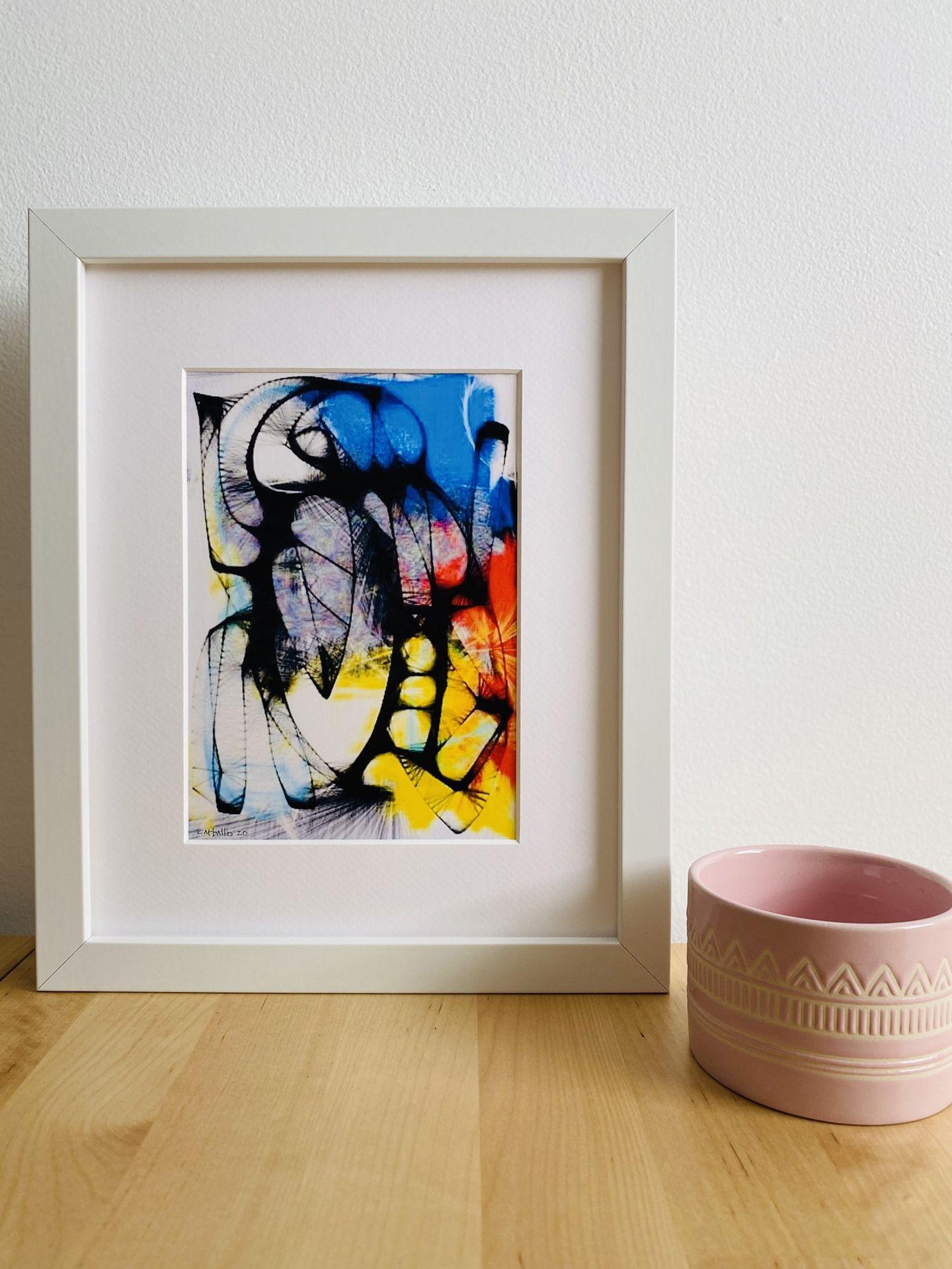 Art Drawing Digital Modern Decorative