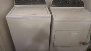washer and dryer dryers not working washer working that's it 150 for Sale in Garland, TX