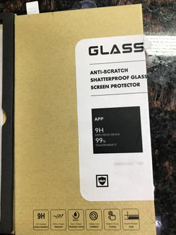 Glass screen protector Thumbnail