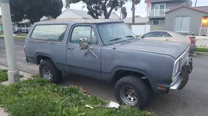 Photo 1977 Dodge Ramcharger 5.2L, 4×4, Full Convertible $4500 obo