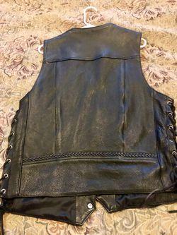 Motorcycle Vest Thumbnail