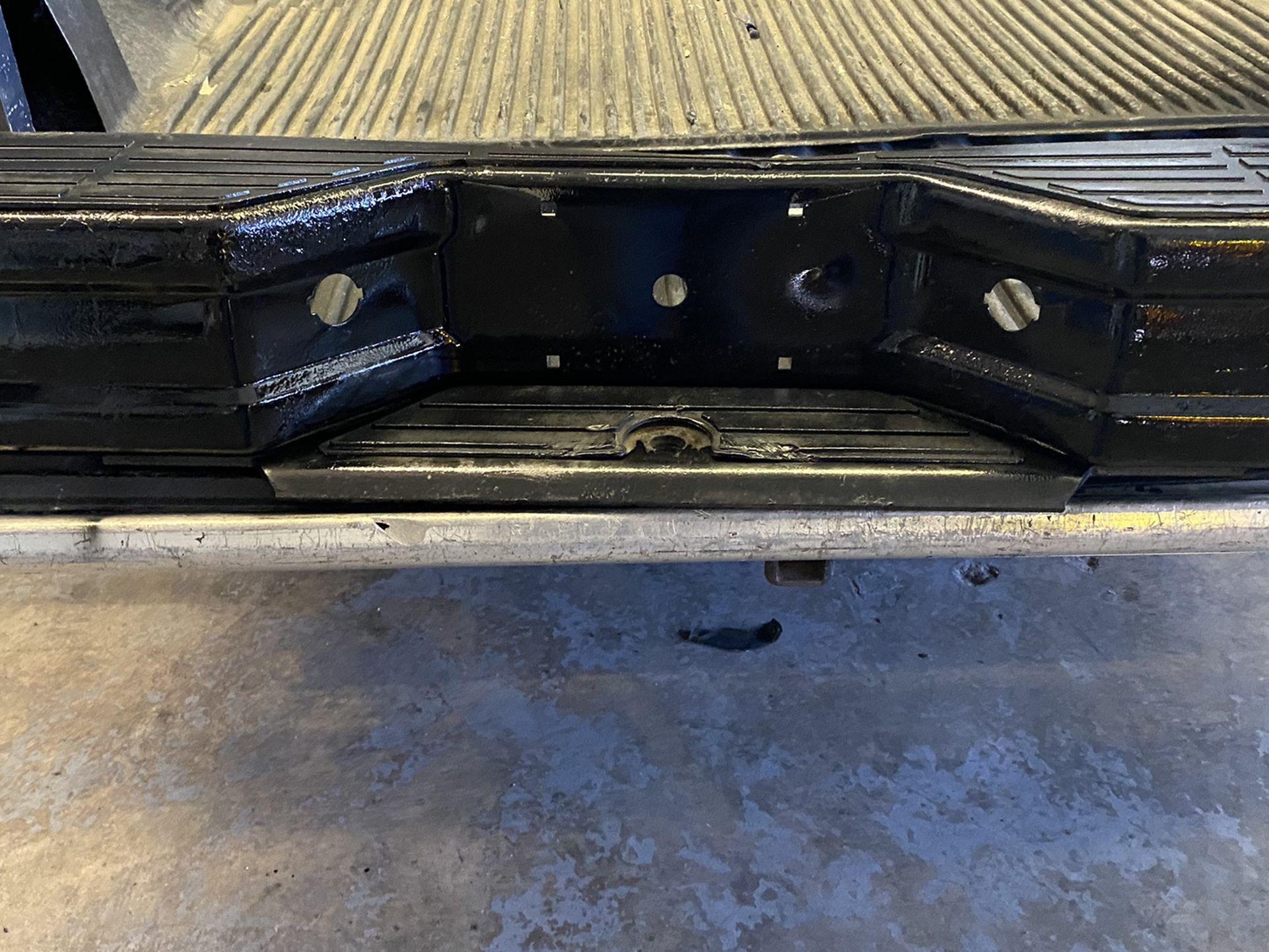 92 F150 Bumper