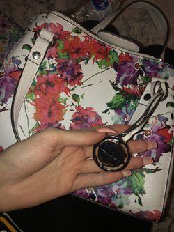 Nicole Miller Floral Purse Thumbnail