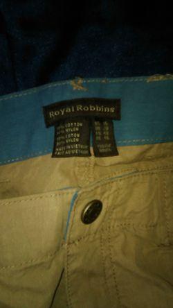 Royal Robbins Thumbnail