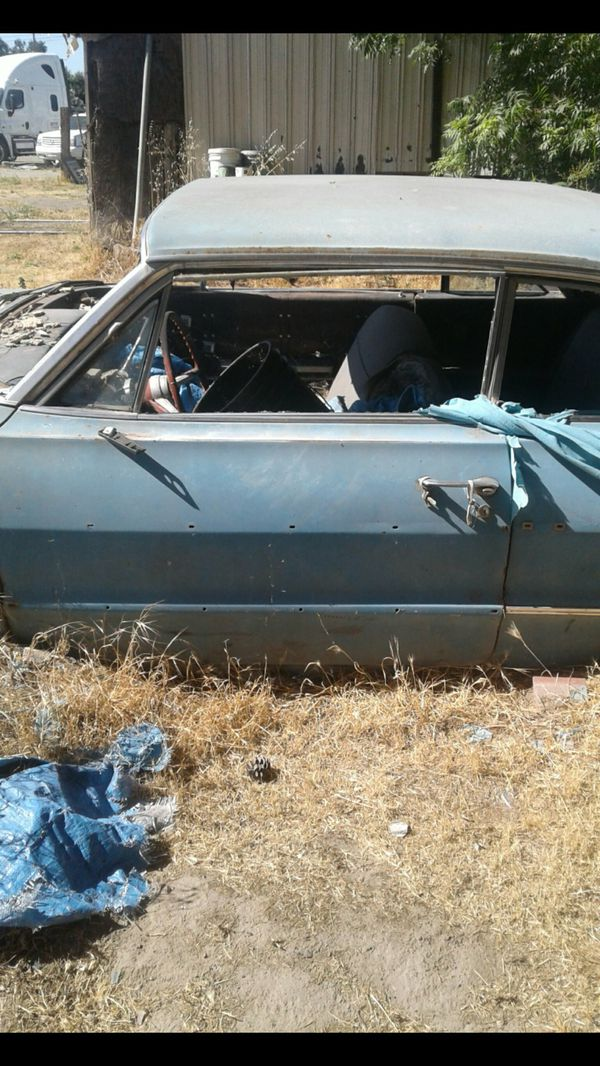 Old school 64 impala project build make offer it was not for a ...