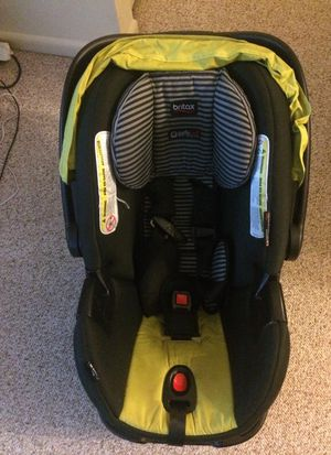 Britax infant car seat with base $180 for Sale in Alexandria, VA