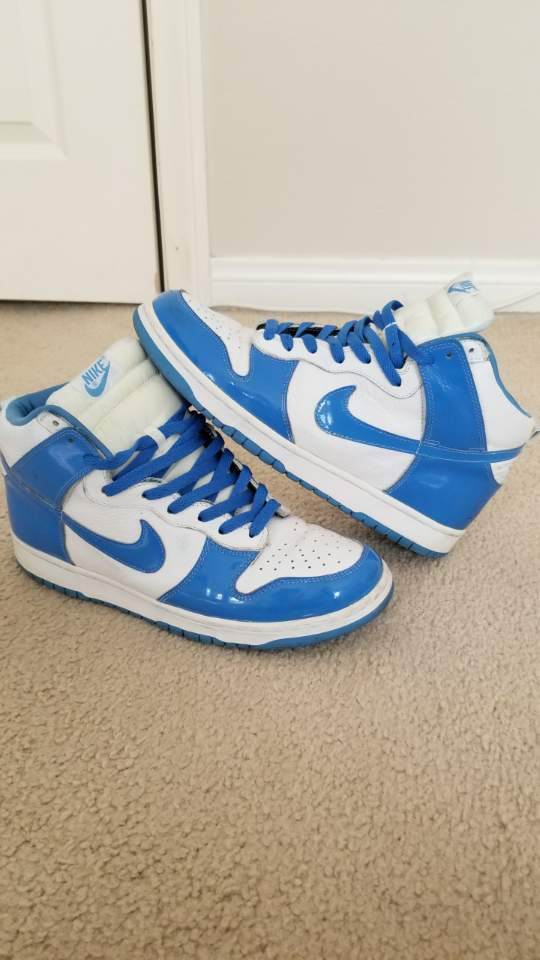 competitive price 0c3d6 5e57f Nike Dunk High 2002