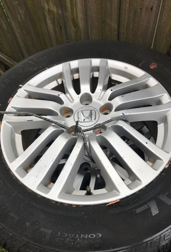 Honda Factory Rims >> 2014 Honda Crosstour Factory Rims For Sale In Marrero La Offerup