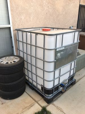 Used Water Tanks For Sale >> 300 Gal Water Tanks Totes For Sale In Galt Ca Offerup