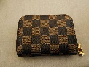 Photo Checker Card Holder Wallet