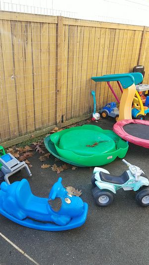 Outdoor kids toys for Sale in Olympia, WA