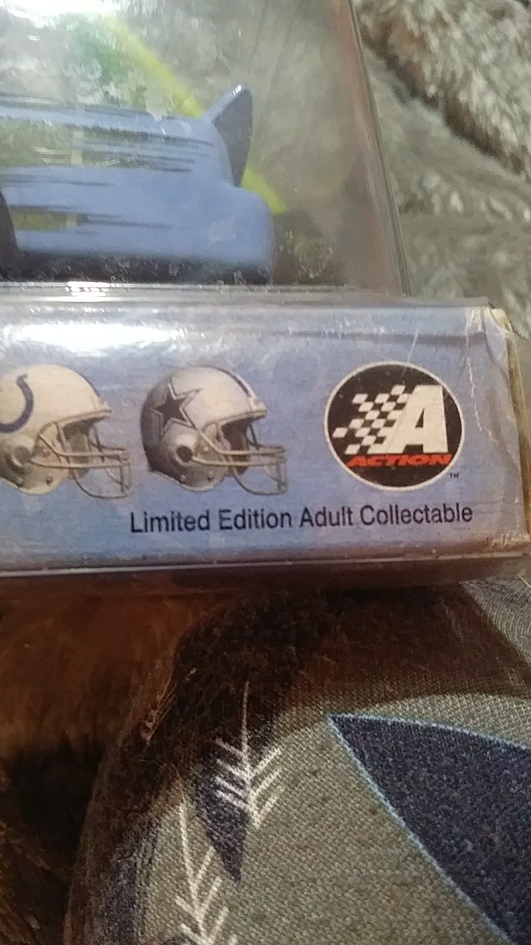 Nfl Tennessee titans limited edition (2004) original