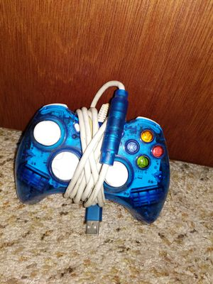 Rock candy Xbox controller wired. Usb. Works for PC and Xbox for Sale in Portland, OR