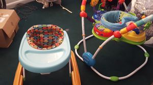 Baby walkers & and play jumper for Sale in Laurel, MD