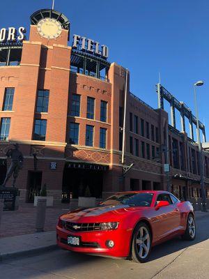 Red Camaro for Sale in Denver, CO