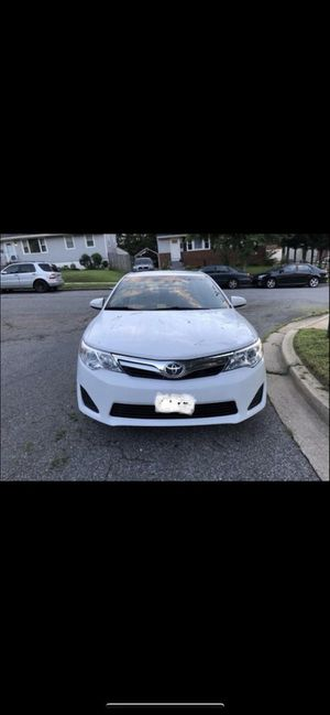 Toyota Camry 2012 for Sale in Hyattsville, MD