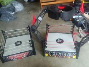 2 WWE Wresting Rings for Sale in Columbus, OH