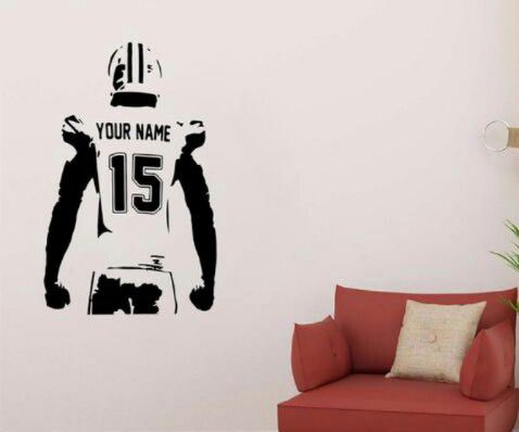 Incredible Personalized Wall Decals For Sale In Ware Ma Offerup Beutiful Home Inspiration Truamahrainfo
