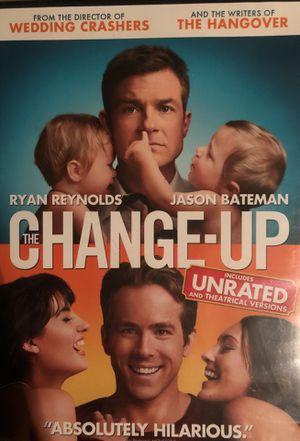 Change-up DVD for Sale in Salt Lake City, UT