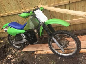 86 KDX 200. for Sale in Baltimore, MD