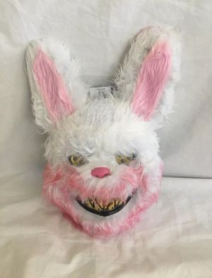 Rabbit Angry Bunny Mask Adult Halloween Costume Accessory for Sale in Union City, CA