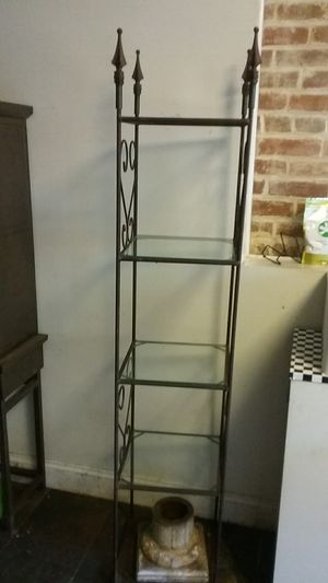 Gothic Metal Shelf for Sale in Baltimore, MD