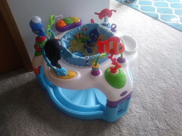 1cf941f05 Baby Einstein Activity Saucer for Sale in Bellingham