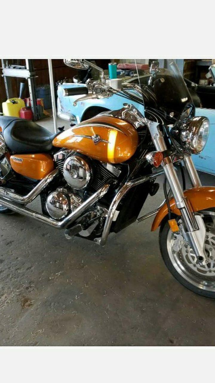 2002 Kawasaki 1500 Vulcan 9500 MI