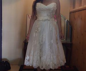 Wedding Dress Size 12 For In Redding Ca