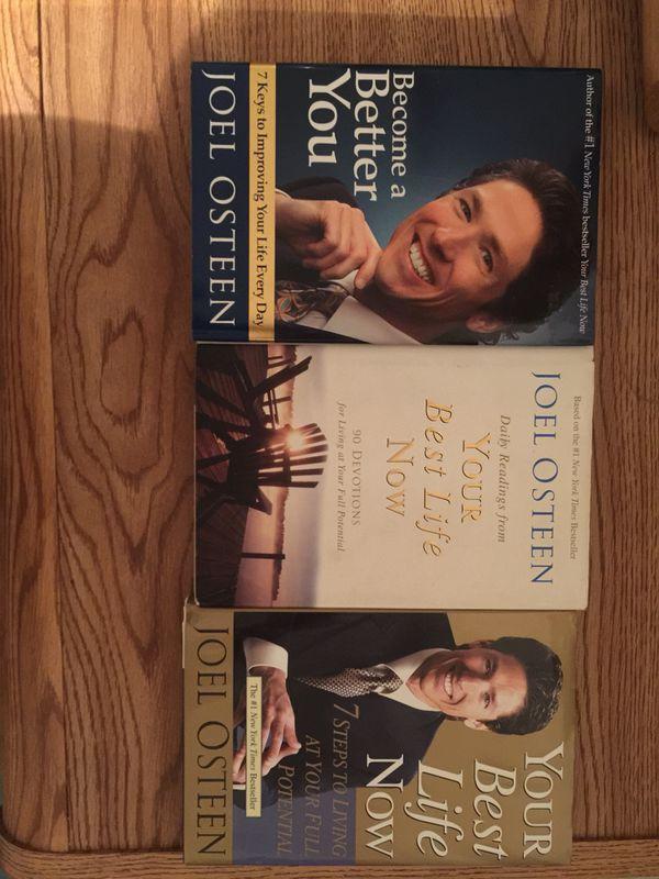 Joel Osteen Books For Sale In Palmetto Bay Fl Offerup