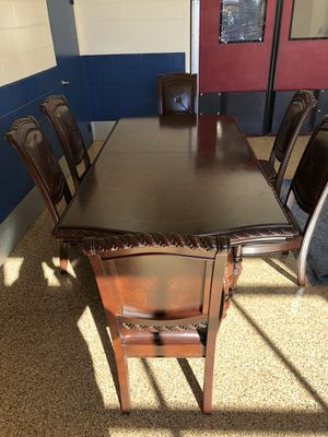 Dinning table and chairs for Sale in Montgomery Village, MD