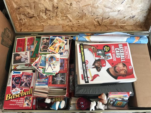 Baseball Card Collection For Sale In Frisco Tx Offerup