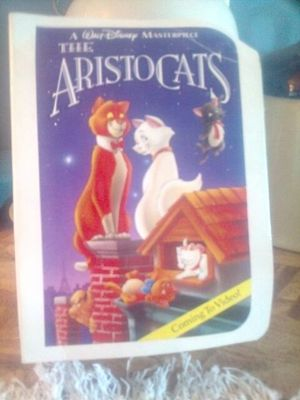 Aristocats collectable toy for Sale in Fresno, CA