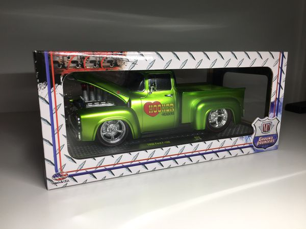 Ford F  Hooker Headerscast Model
