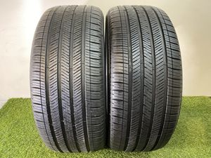 Photo T114 285 45 22 Goodyear Eagle Touring - 2 used tires 285/45R22