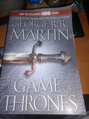 Game of thrones of ice and fire for Sale in Anderson, IN