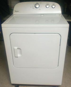 Photo Nearly New Whirlpool Energy Saver Electric Dryer