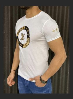 High quality men's  sports T-shirt will be available soon $40 Thumbnail