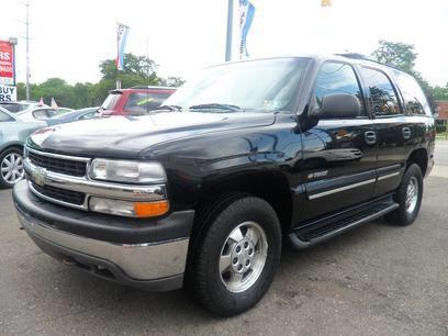 2000 Chevrolet Tahoe For Sale In Detroit Mi Offerup
