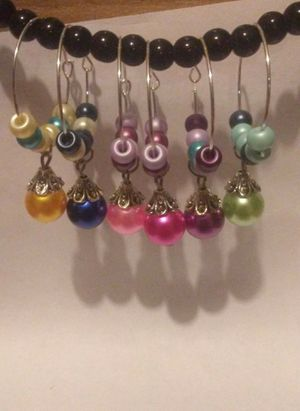 Wine glass charms for Sale in Frederick, MD