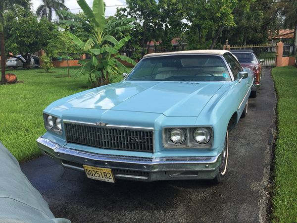 1975 Chevrolet Caprice classic convertible for Sale in Miami, FL - OfferUp