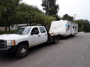 07' Forest River Surveyor Slide Out Bumper Pull for Sale in Nashville, TN