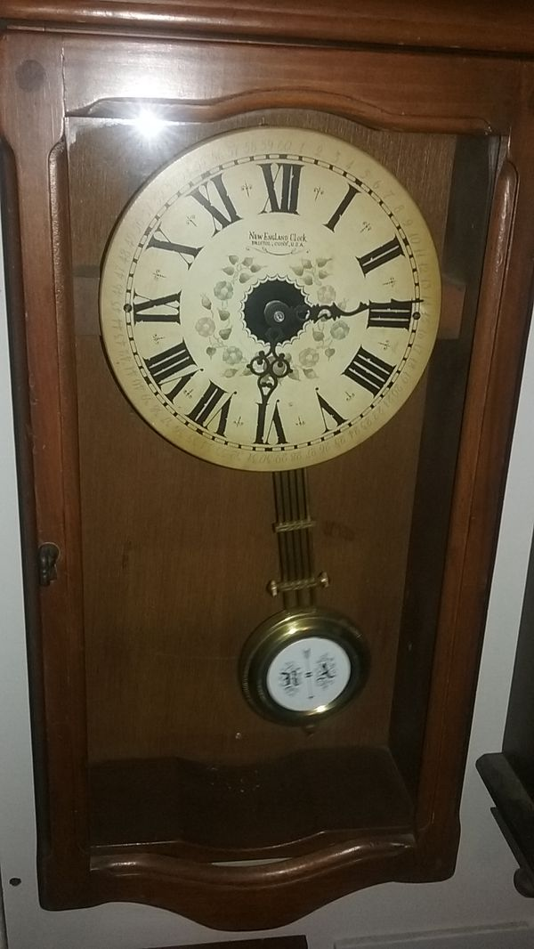 New England Wall Clockmade In Usa For Sale In Buena Park Ca